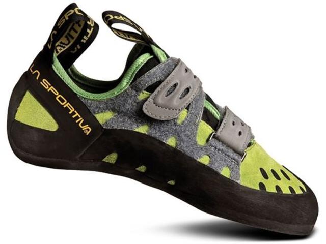 La Sportiva Tarantula Climbing Shoes kiwi/grey